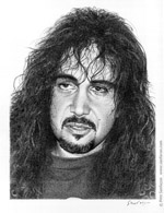 Gene With Goatee